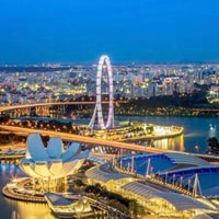 Singapore - Honeymoon Special Tour
