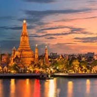 Thailand with Bali Adventure Tours