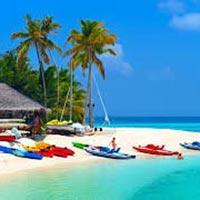 Paradise Island Maldives Tour