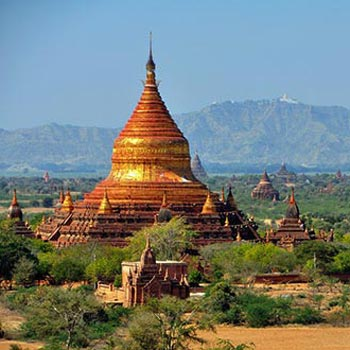 Vibes of Myanmar Tour