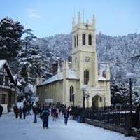 Delhi-Agra-Shimla-Manali Tour package