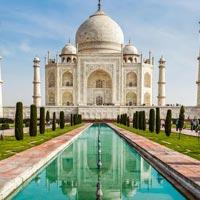Hawa Mahal-Lotus Temple- Taj Mahal in Agra Tour