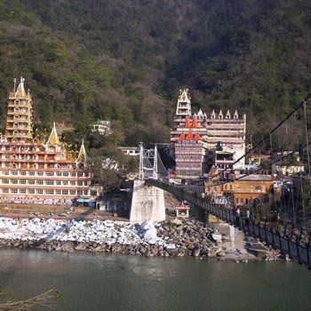 Rishikesh Honeymoon Package