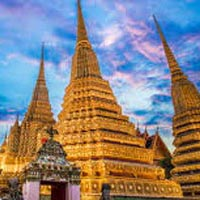 Thailand with Royal Tycon Pattaya +Dream Town Pratunam Bangkok Package