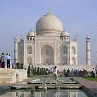 Taj Mahal With Chambal Wildlife Safari Tour