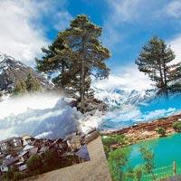 Shimla- Kinnaur- Spiti- Manali- Dharmsala- Dalhousi- Amritsar – Jeep Safari Tour