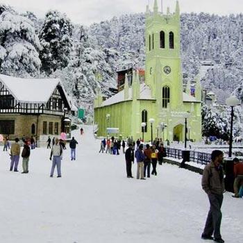 Shimla Short Tour