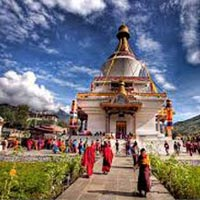 Bhutan By Air (Ex Delhi) Tour