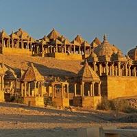 Jaisalmer-Jodhpur-Udaipur package
