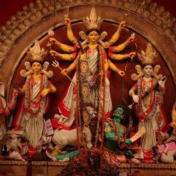 Durga Puja of Kolkata