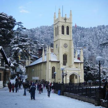 Book Himachal Honeymoon Tour Packages