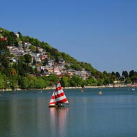 4 days holiday package Haridwar Mussoorie Nainital