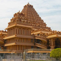 Temple Tour To North India