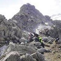 Trek to Dhauladhar Ranges