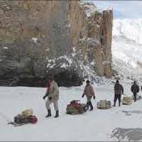 Snow Leopard Short Trek Tour