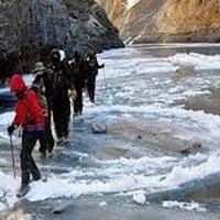 Chadar Trek (Frozen River Trek Package) 2017