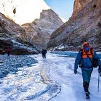 Chadar trek Ladakh-Frozen River Trek