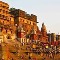 Temples and Holy Ghats Tour