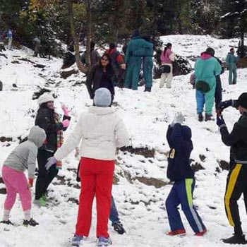 Shimla Manali Family Package