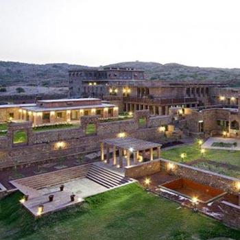 Experience Royal Rajasthan This Summer In Bijolai Palace - A Treehouse Palace Hotel, Jodhpur