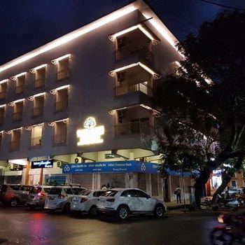 Branded hotels at Central Goa,  Neptune Tour