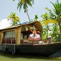 Kerala Hill Station and Backwater Tour