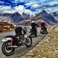 Blissful Himalayas Tour