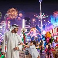 Dubai Festival And New Year Tour