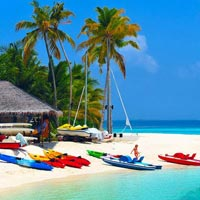 Fun Island Resort, Maldives Tour
