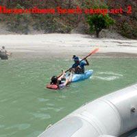 Rishikesh Rafting Camping Package