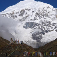 Jomolhari Base Camp