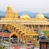 Golden Temple ( Siripuram )