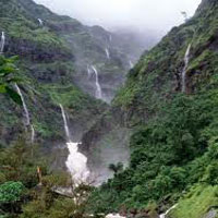 Marleshwar water fall