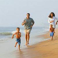 Sea Horse Resort - Baga Package