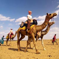 Heritage Camel Safari Tour