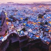 Glimpses of Jodhpur (Jodhpur and Local Village) Tour