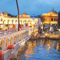 Udaipur Temple and Historical Tour