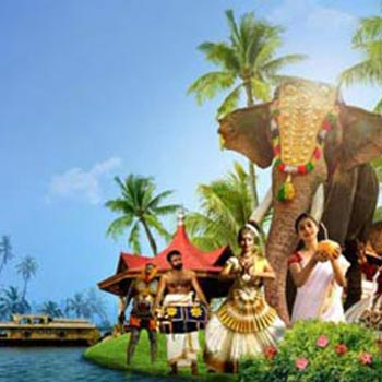 4N/5D Kerala Package