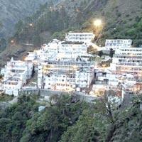 Vaishno Devi with Srinagar Tour