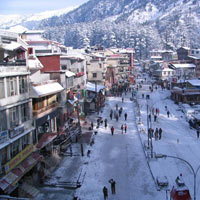 Srinagar - Leh - Himachal Tour Package