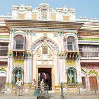 Ayodhya - Kanak Bhawan