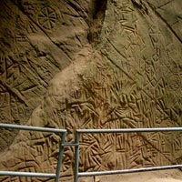 Alleppey - Edakkal-Caves - Communication in early age