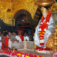 The Shrine of Shirdi with Shani Shignapur Shri
