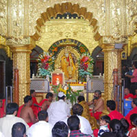 Blessing of Sai Baba and Shani Dev Package