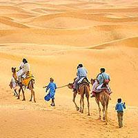 Rajasthan - Unleashing A Dream World (Ex - Jaipur)