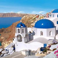 Greece 6N/7D Tour