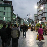 Switzerland Of The East (Gangtok) Tour