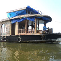 Allappey houseboat