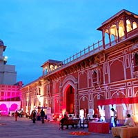 Rajasthan With Taj Mahal Tour - 8N - 9D