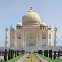 Taj Mahal Tour 2